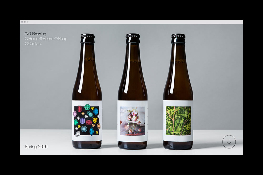 O/O Brewing website