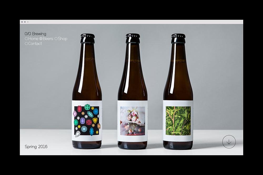 O/O Brewing website