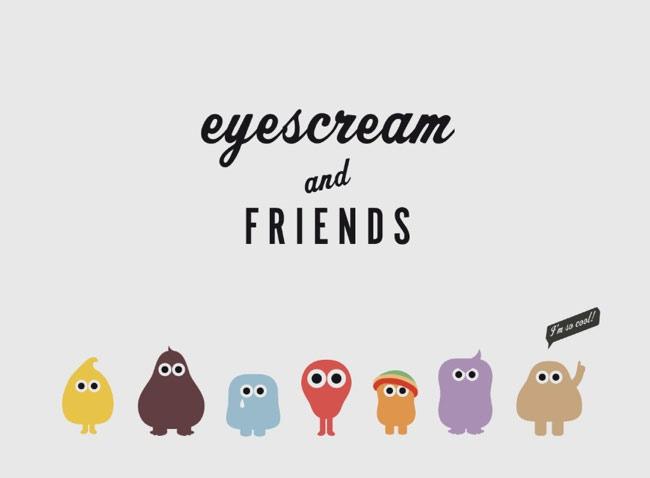 Eyescream identity