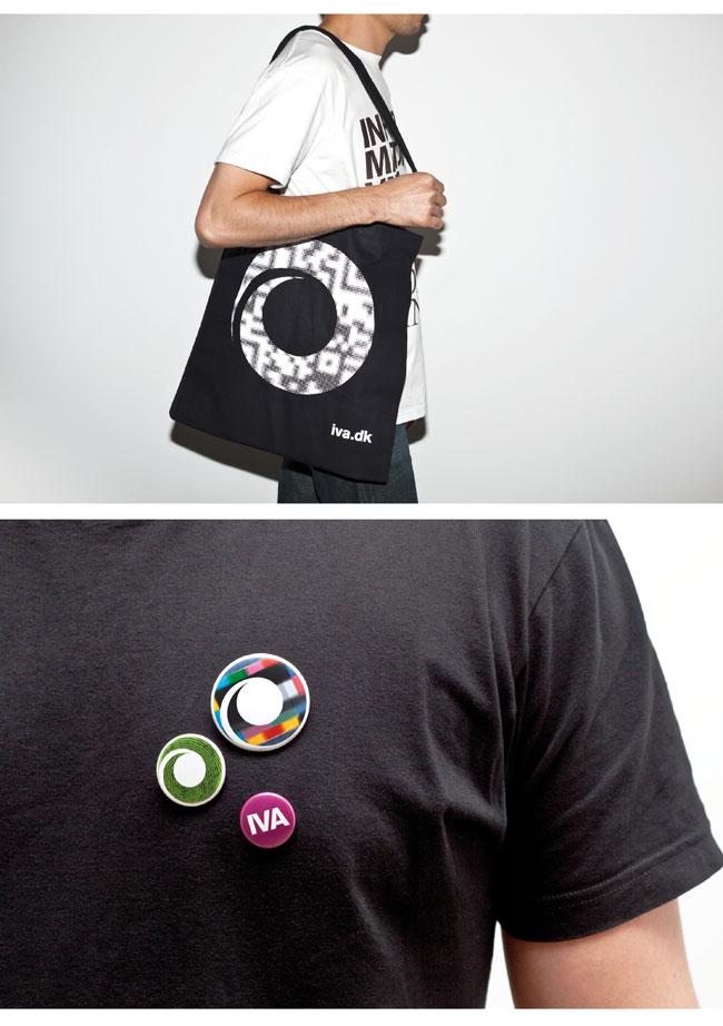 IVA brand identity design
