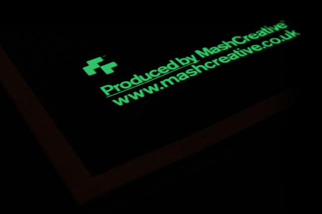 Mash Creative 2011 calendar
