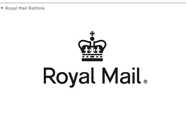 Royal Mail logo and brand identity  6734142d8730b