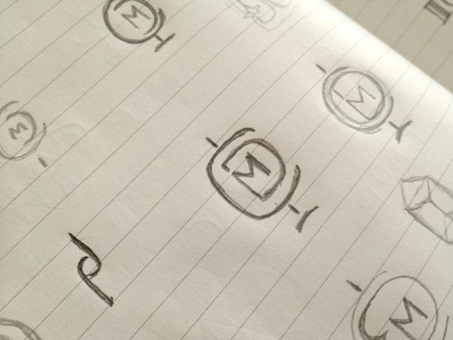 IMCD brand identity design