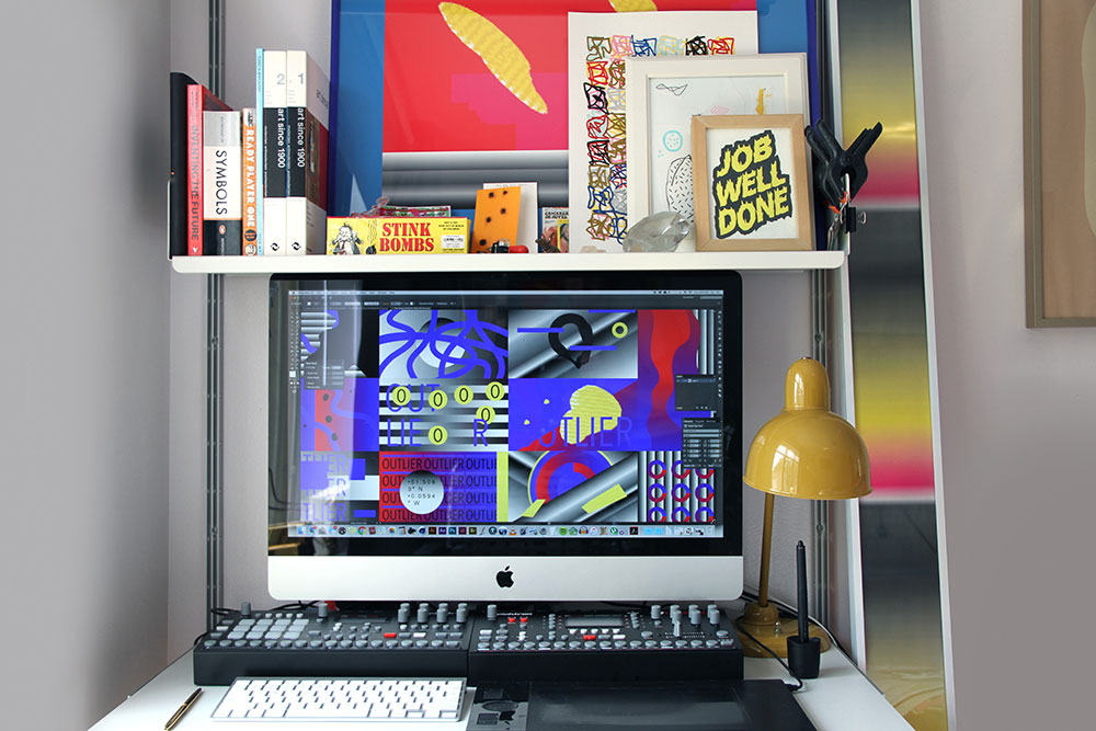 Michael Boswell studio
