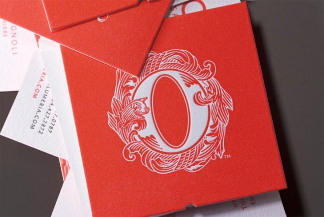 Olli Salumeria brand identity design