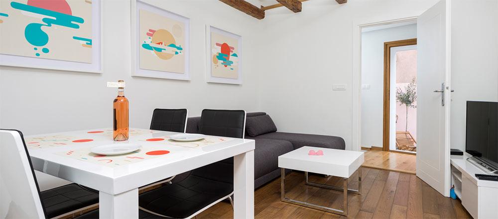 Split Space apartment