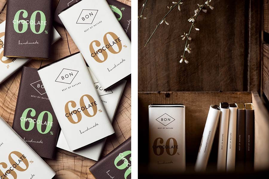 Best of Nature identity design
