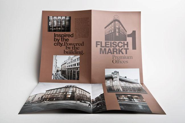 Fleischmarkt brand identity