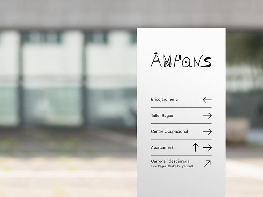 Ampans identity