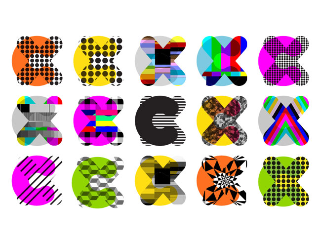 CX brand identity