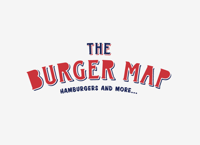 The Burger Map logo