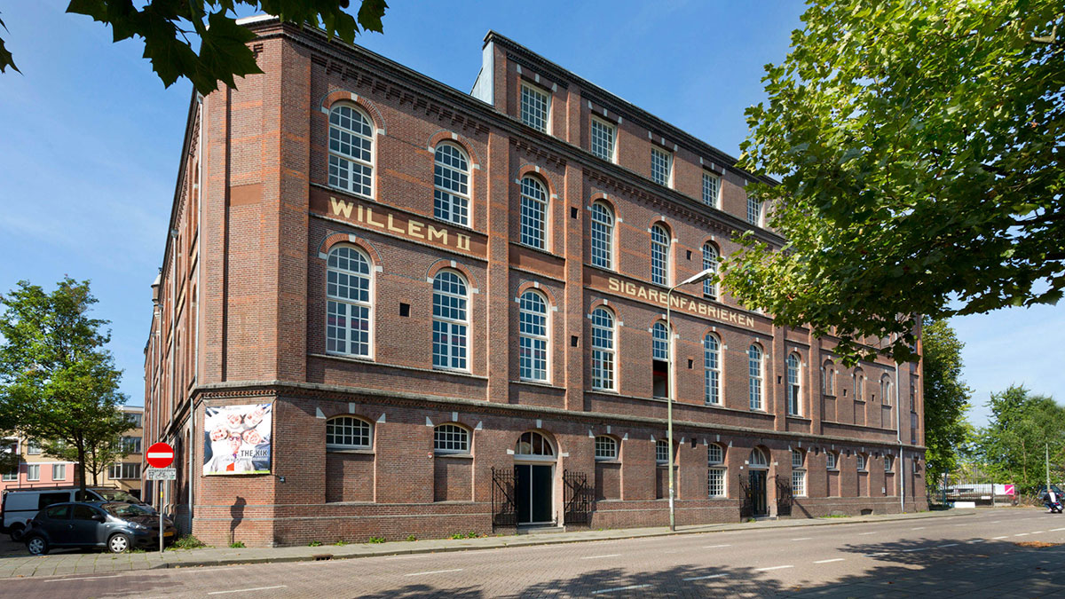 Willem II Fabriek building