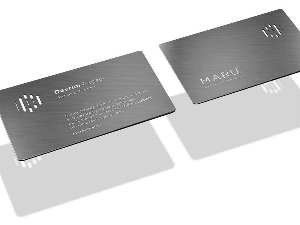 Maru identity design