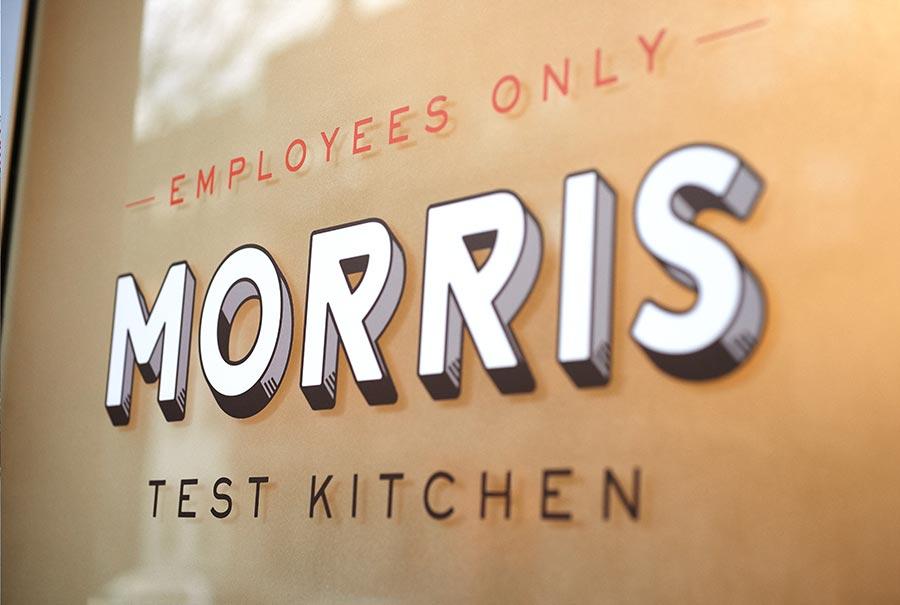 Morris identity design