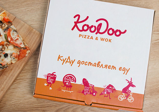KooDoo identity design