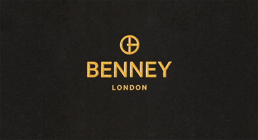 Benney logo