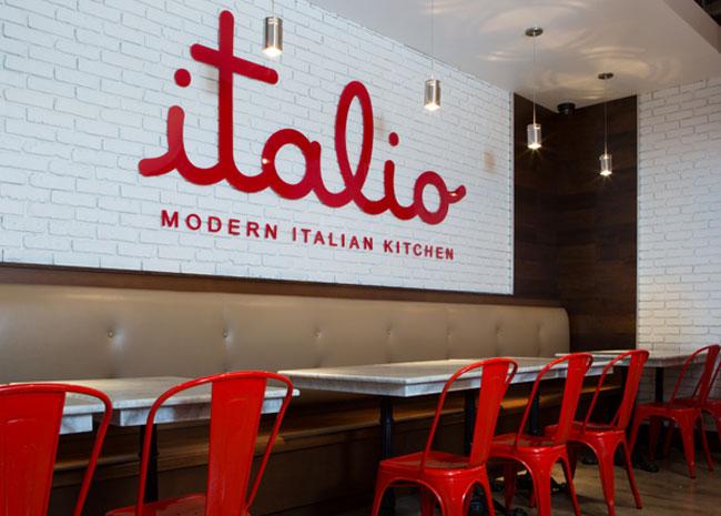 Restaurant Logos Brown Italian