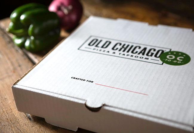 Old Chicago brand identity