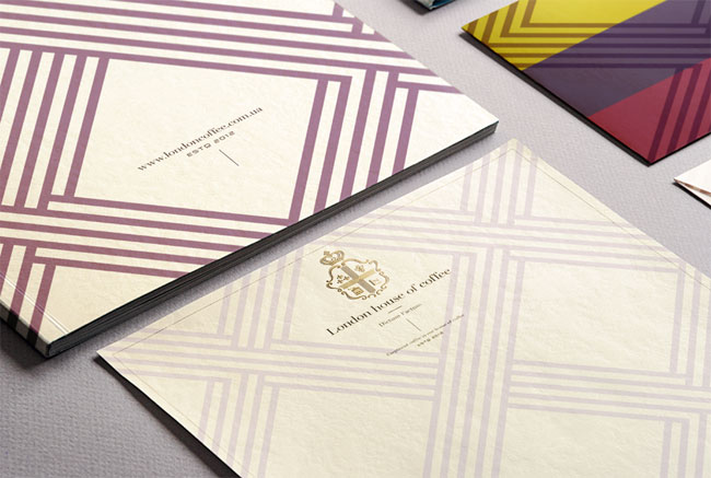London House of Coffee identity