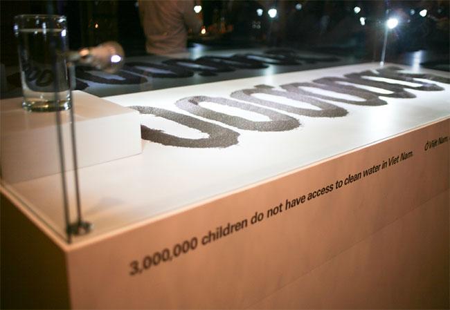 UNICEF ZEROawards identity