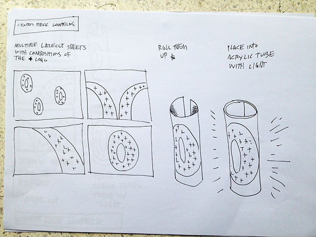 UNICEF ZEROawards sketches