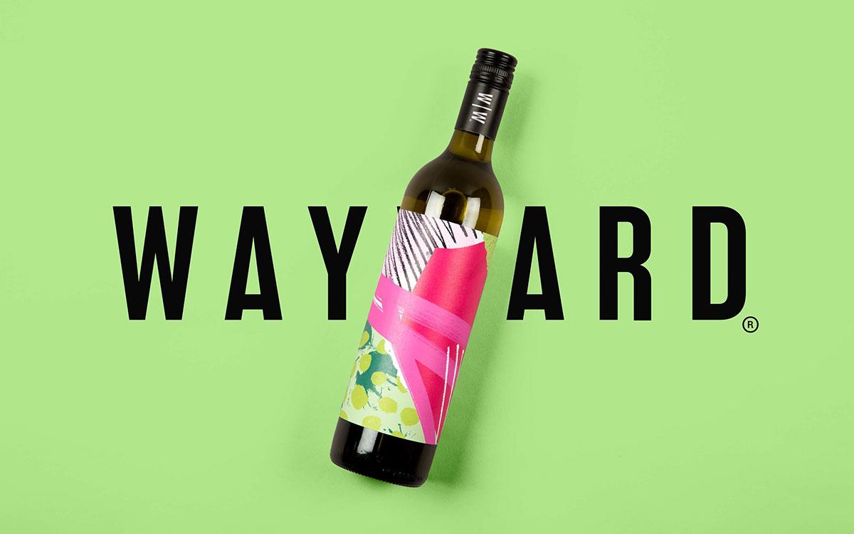 Wayward Wines bottles