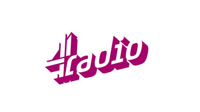 4 Radio logo