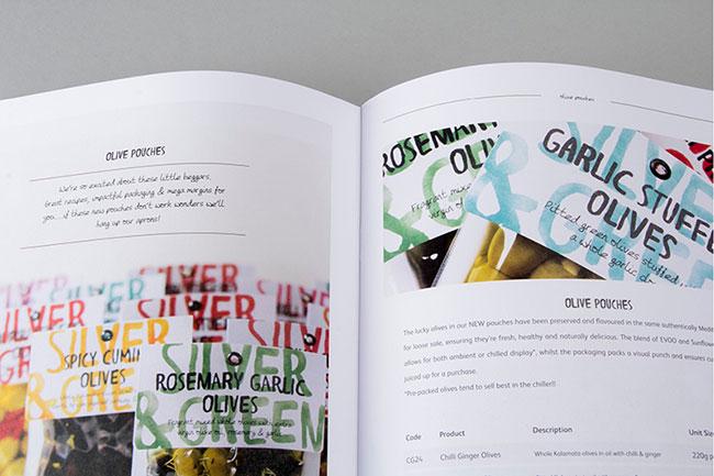 Silver & Green identity