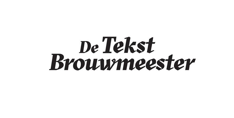 De Tekstbrouwmeester identity