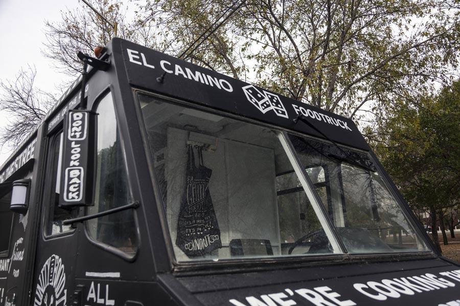 El Camino Foodtruck identity design