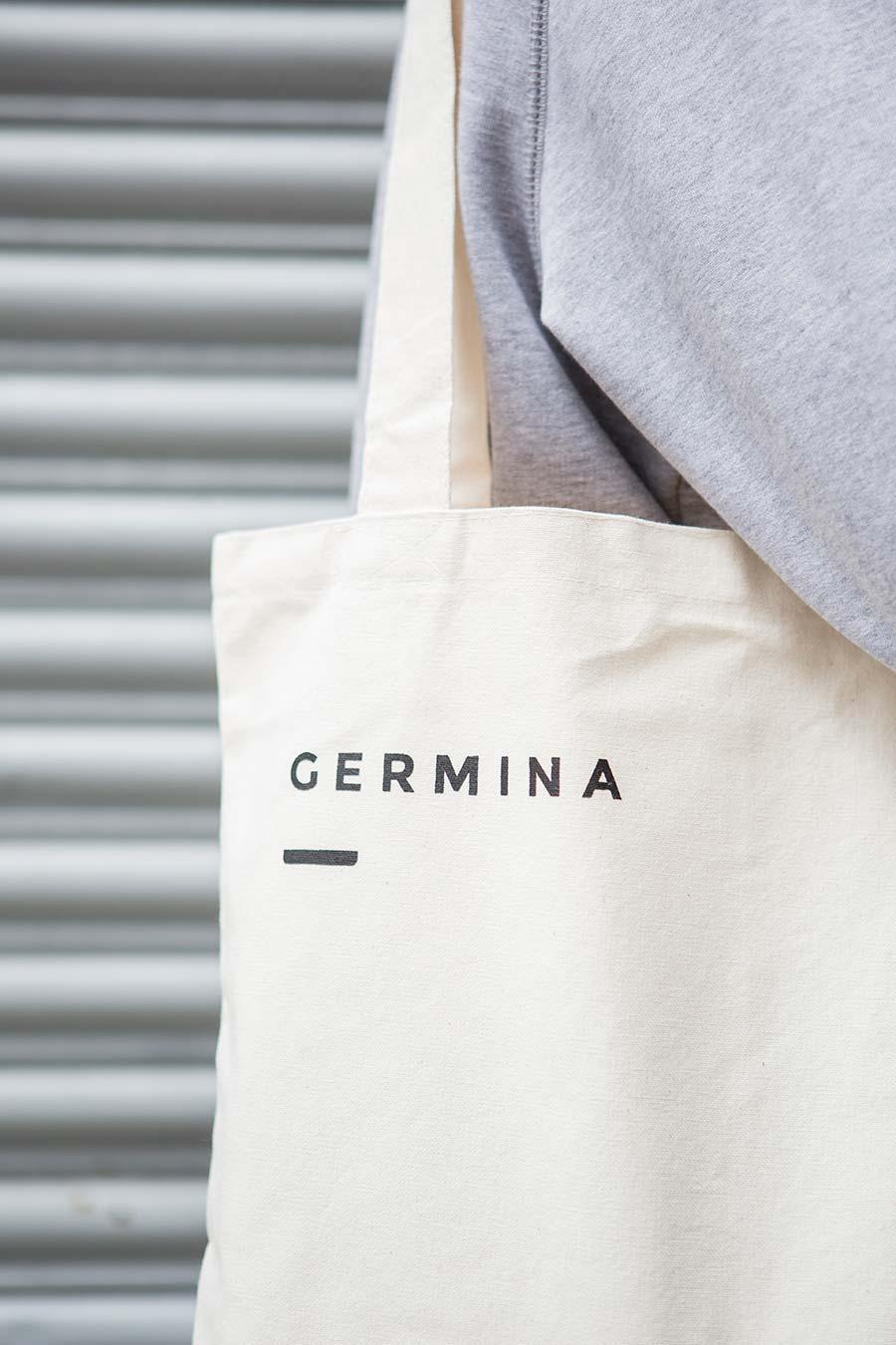 Germina identity design