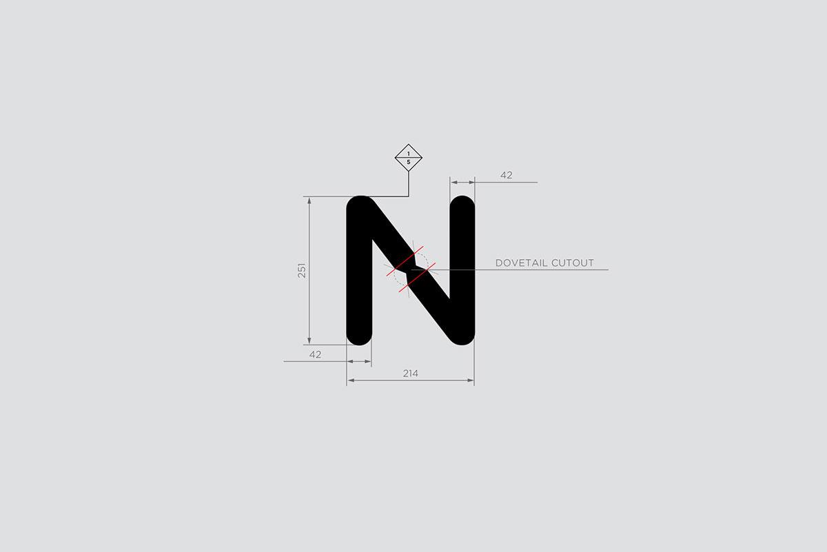 Nova Interiors identity