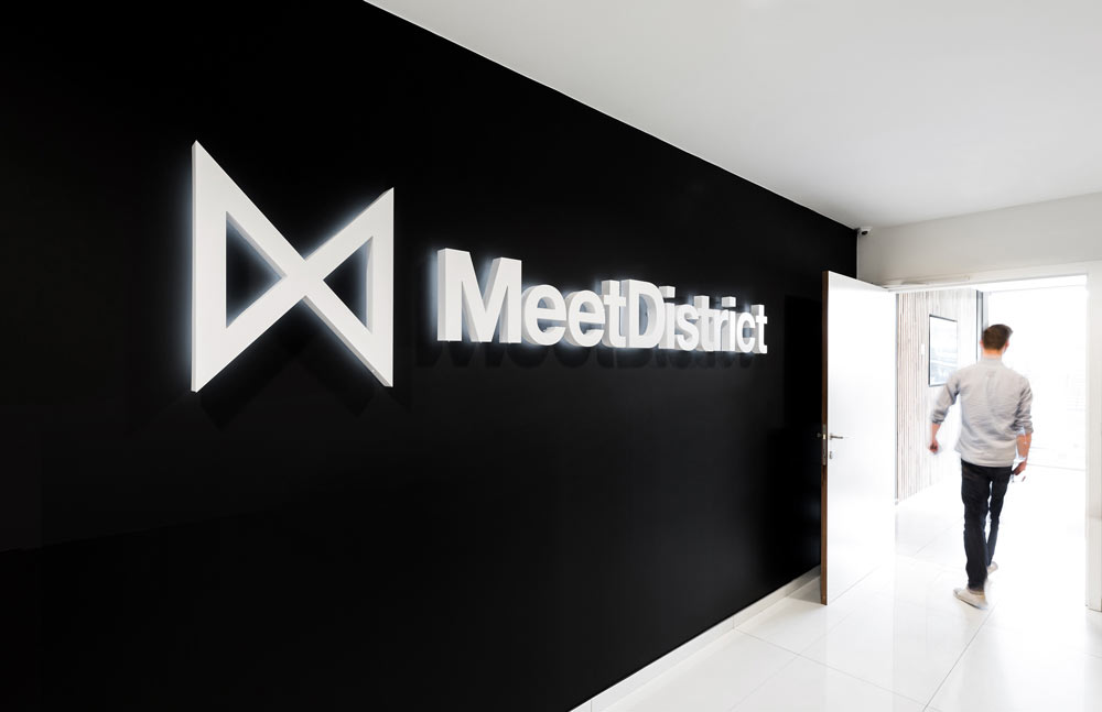 MeetDistrict identity