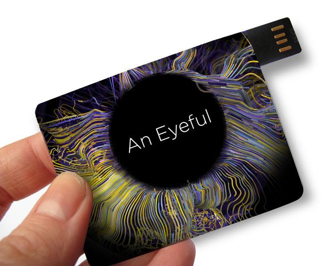 BigEyes brand identity design