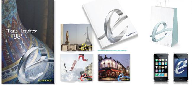 Eurostar brand identity