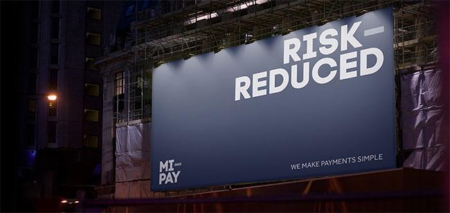 Mi-Pay billboard