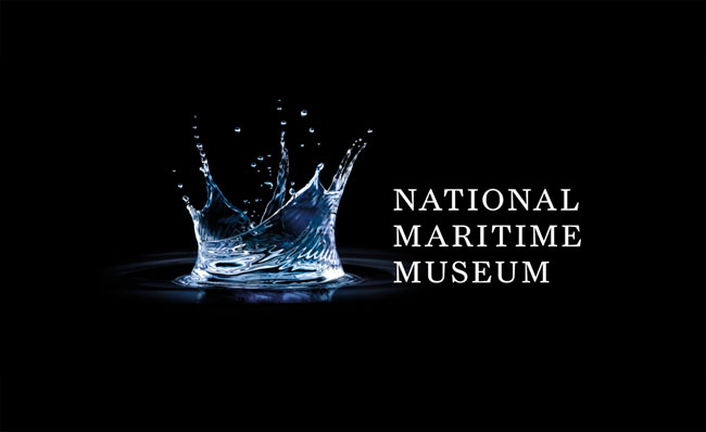 National Maritime Museum brandmark
