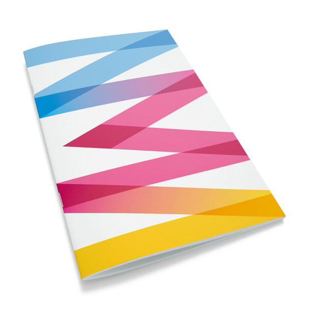 NMA brand identity design