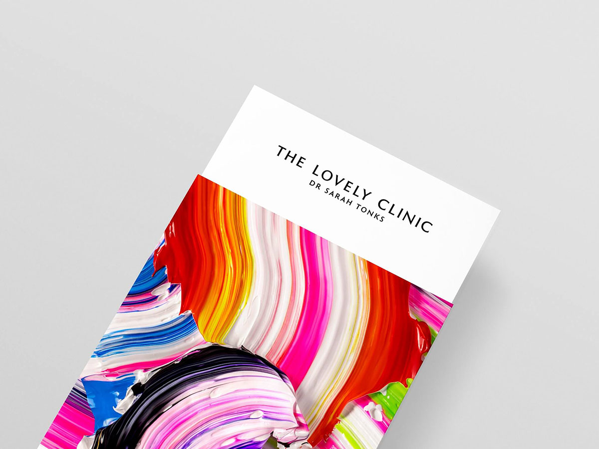 The Lovely Clinic identity