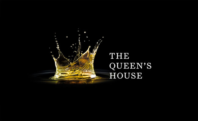 The Queen's House brandmark