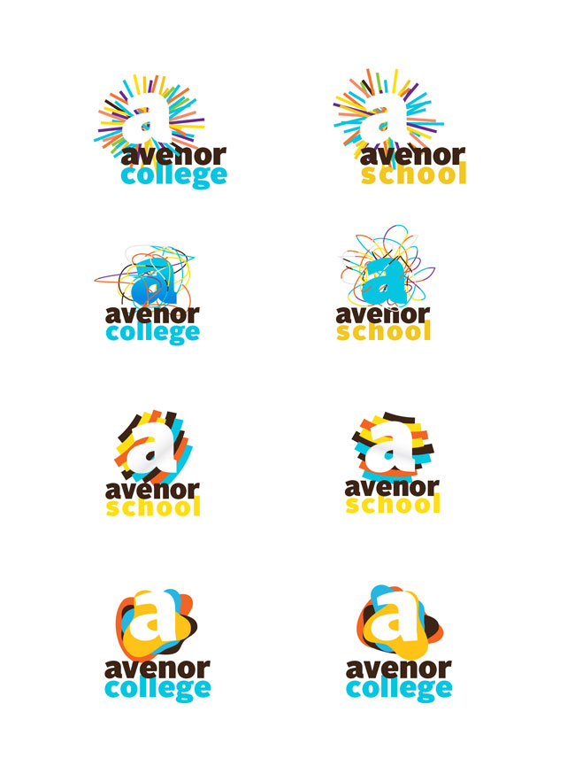 Avenor College sketches