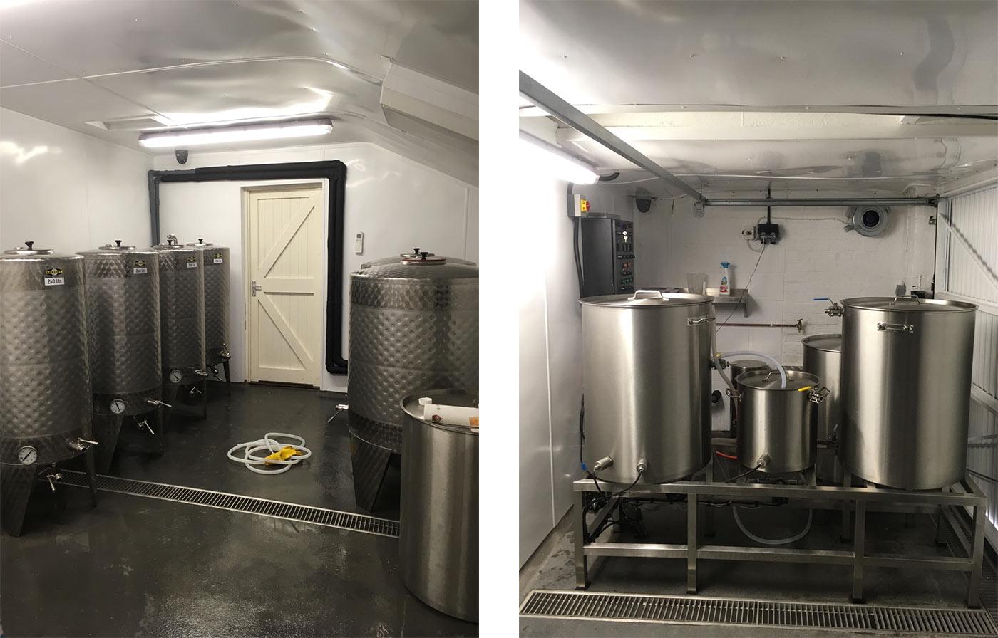 Three Hills Brewery