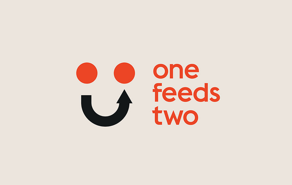 One Feeds Two logo
