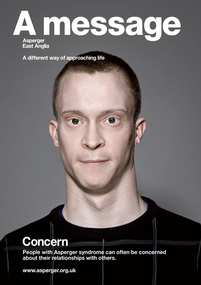 Asperger East Anglia poster