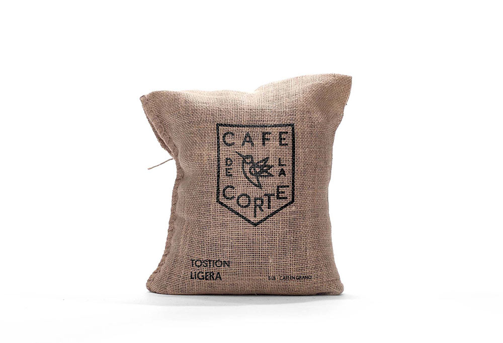 Cafe De La Corte identity
