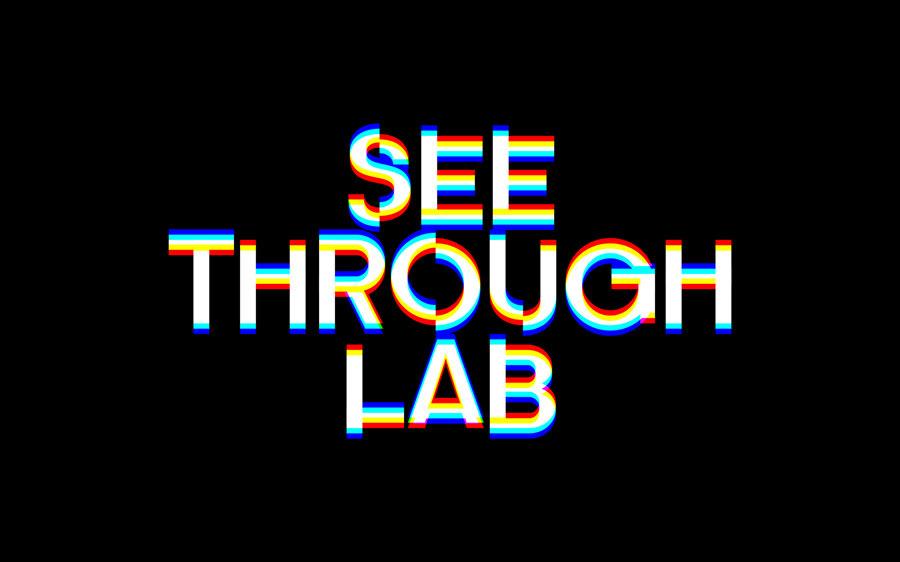 See Through Lab identity