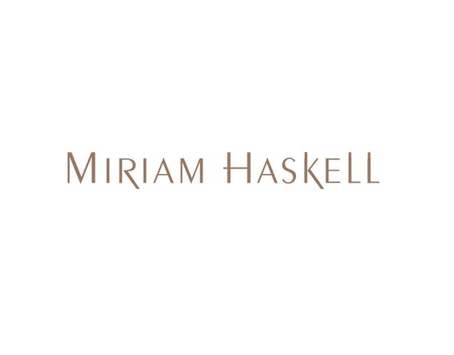 Miriam Haskell logo