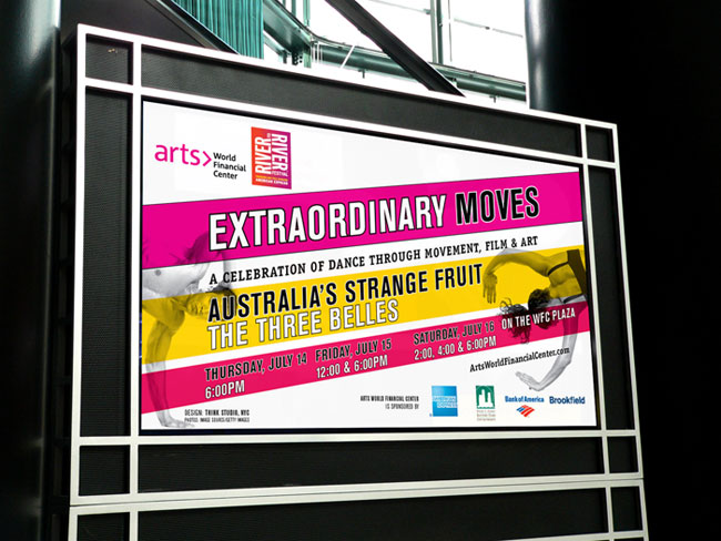 Extraordinary Moves brand identity