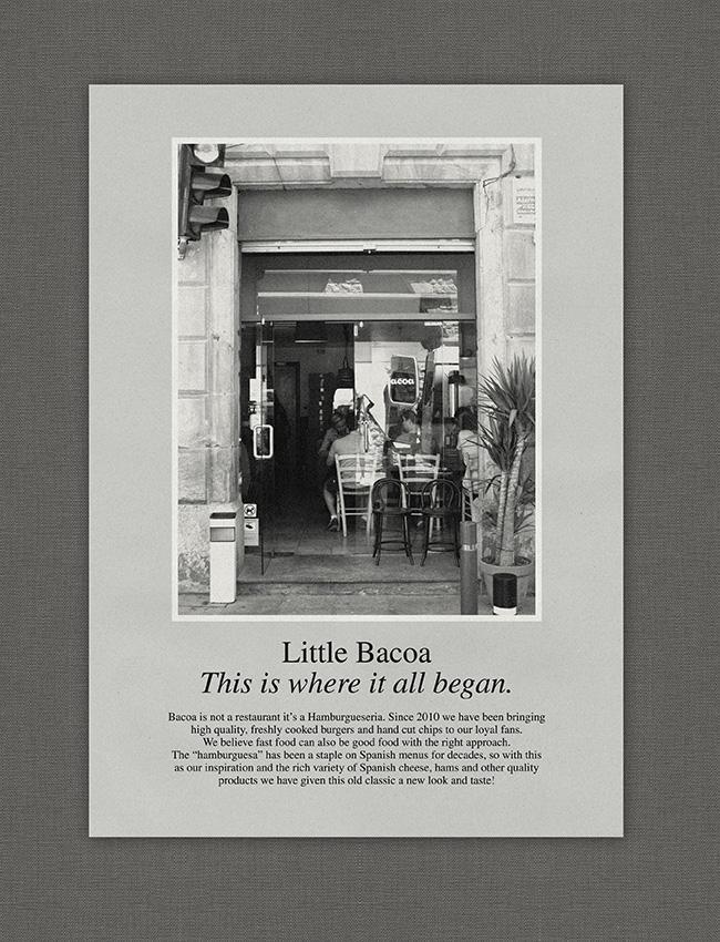 Bacoa poster