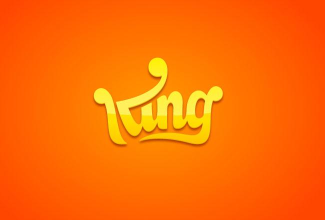 King brand identity